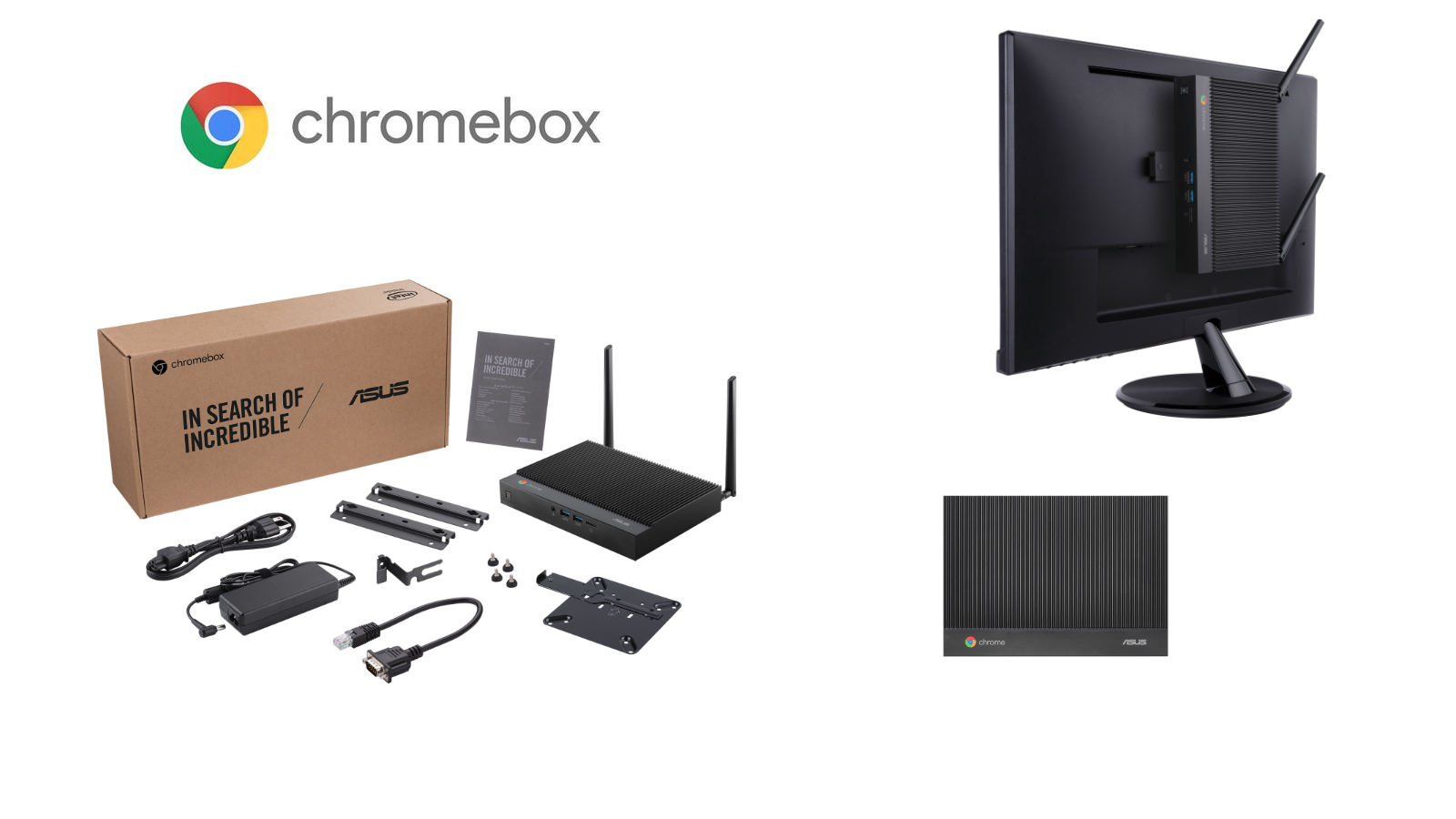 ASUS quietly releases fanless Comet Lake Chromeboxes