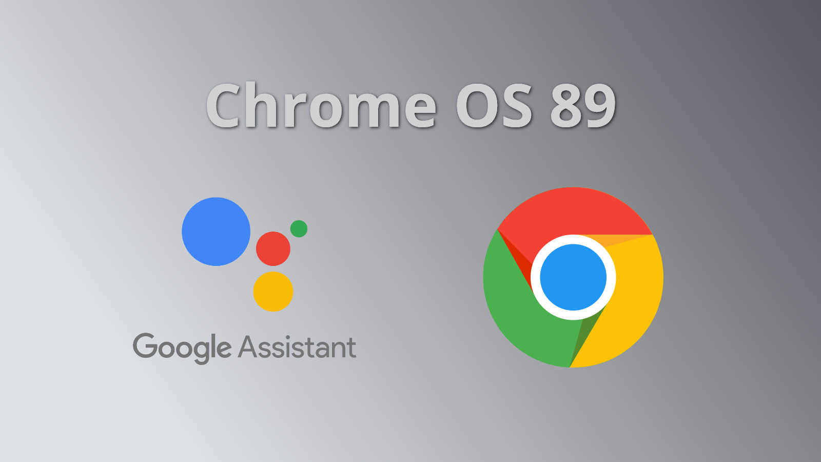 Chrome OS 89 brings deeper Google Assistant integration