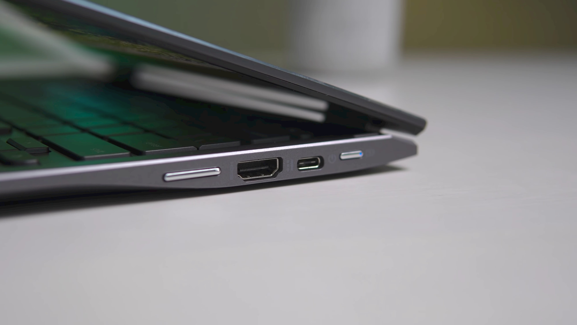 The one port 2020 taught me to fall in love with again on a Chromebook