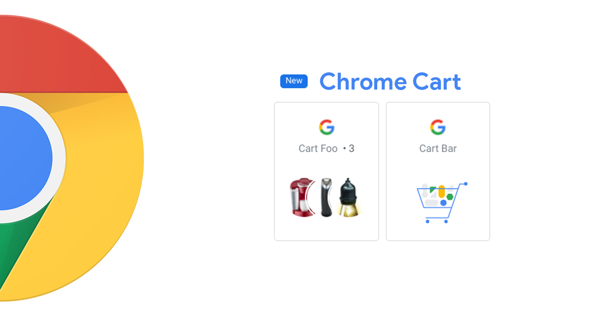"""Chrome Cart"" could soon let you shop and check out right from your browser's new tab page"