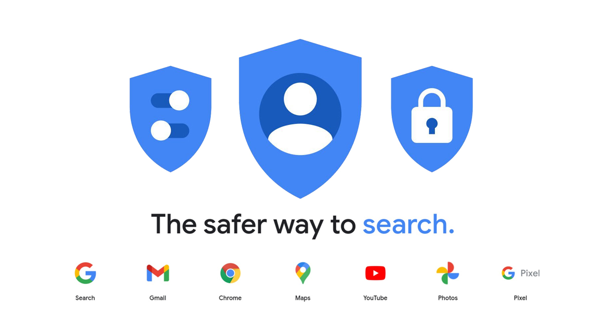 Start the new year right by securing your account with Google's Safety Center