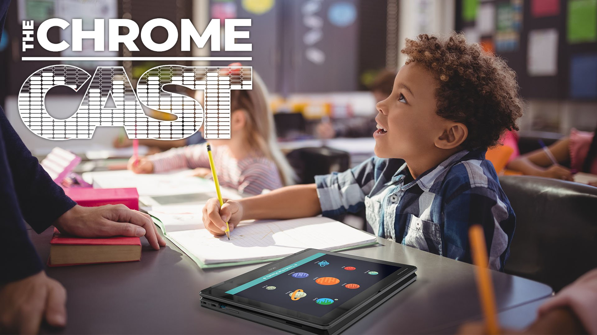 The Chrome Cast 96: New Chromebooks at BETT 2021, a Stadia Hailstorm, and Manifest v3