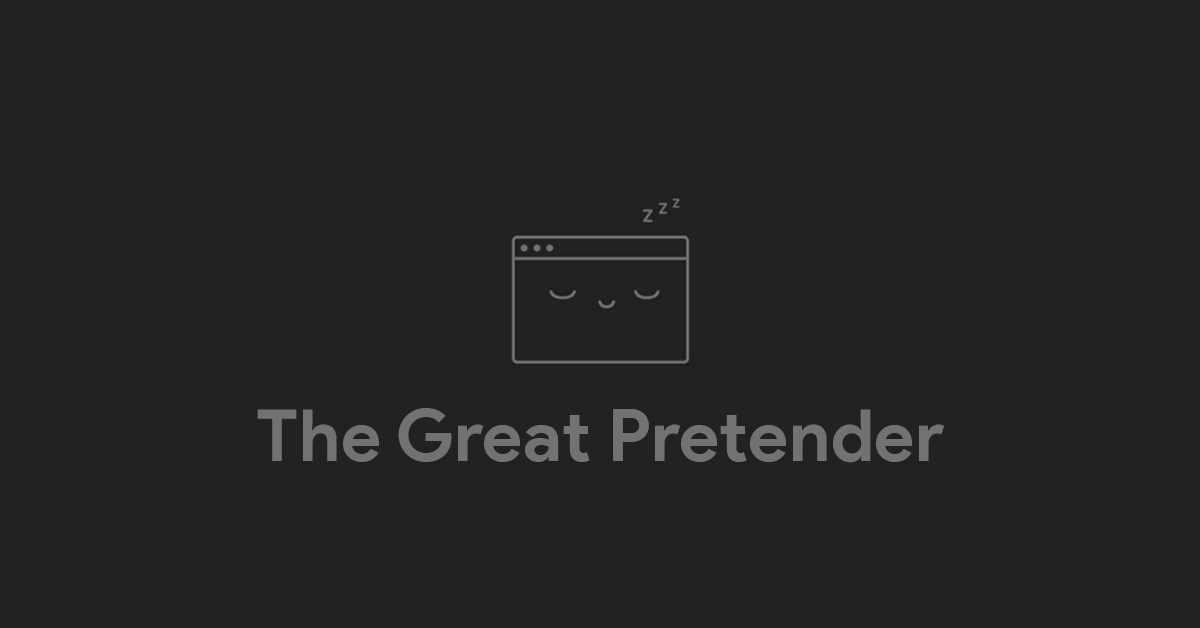 [U: Removed] The Great Pretender – One of Chrome's most popular extensions may have been compromised