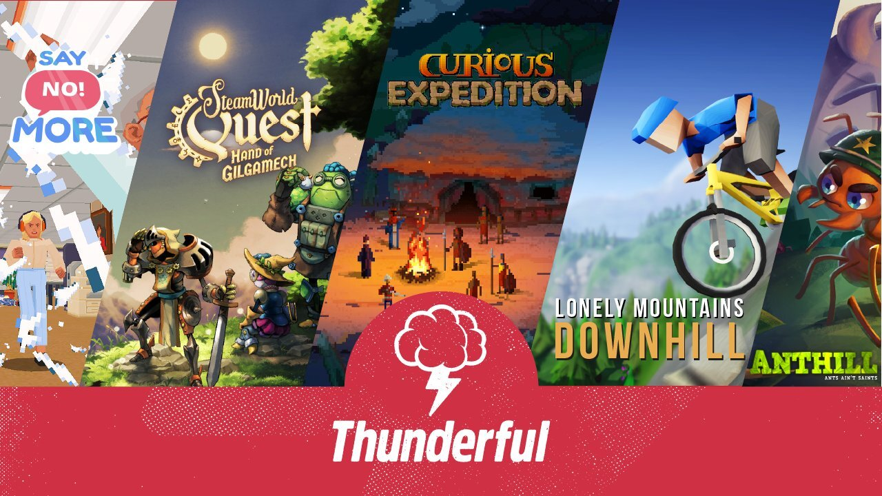 The Thunderful Games and Stadia partnership could bring us any of these 9 games – or something entirely new