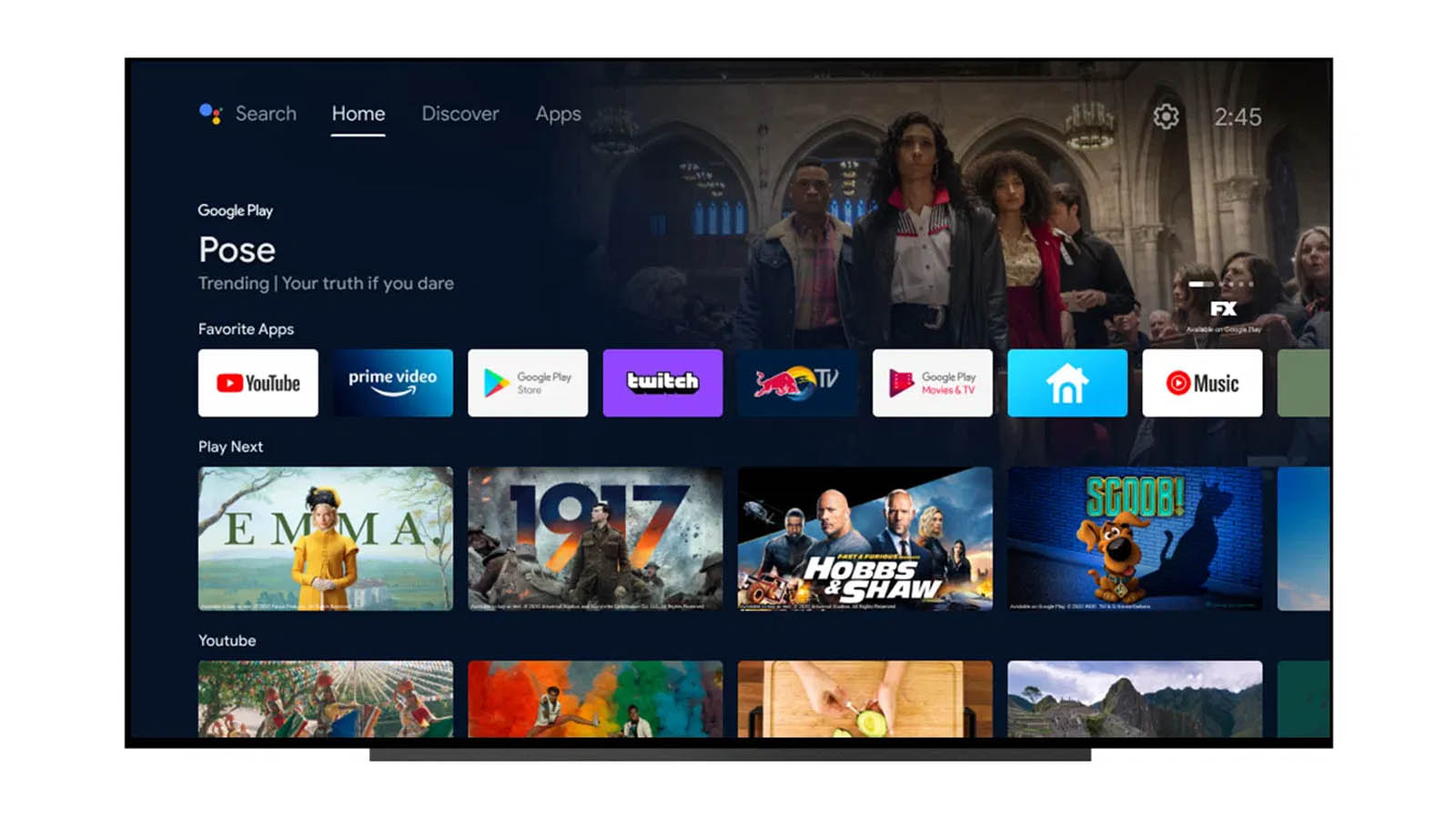 Android TV begins its metamorphosis into Google TV with a new visual refresh
