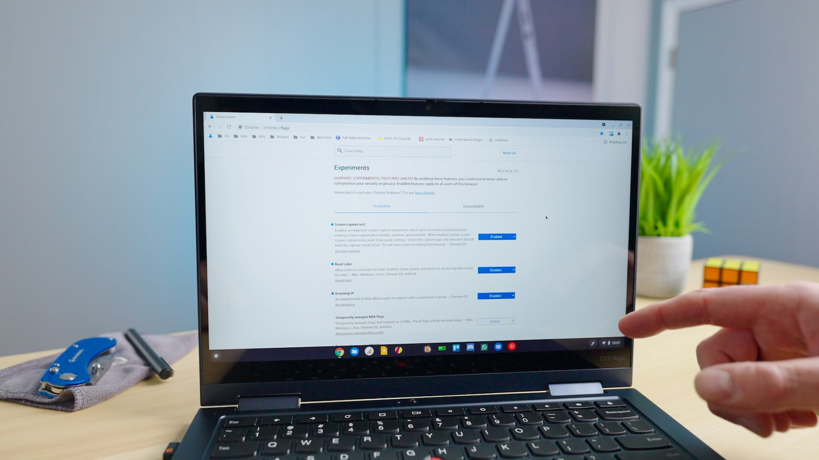 3 hidden features in Chrome OS 88 you can try right now
