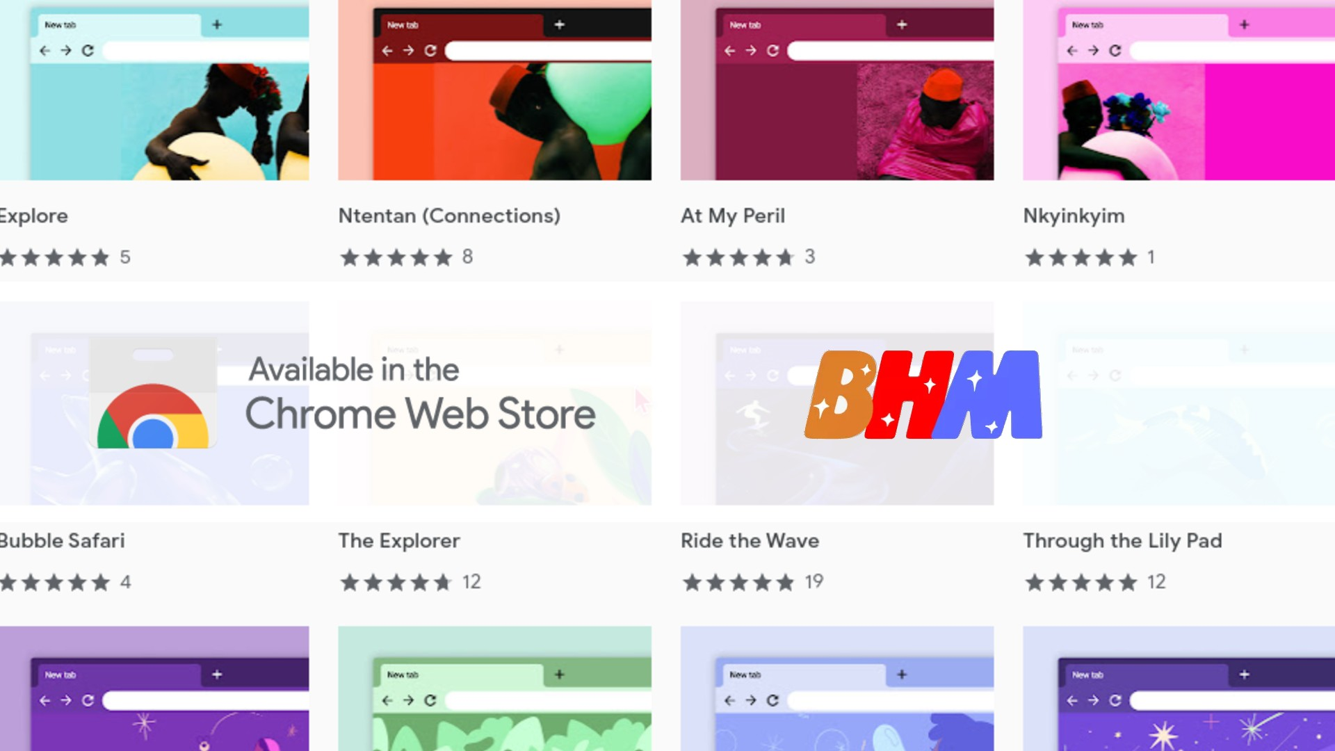Google Celebrates Black History Month with New Chrome Themes