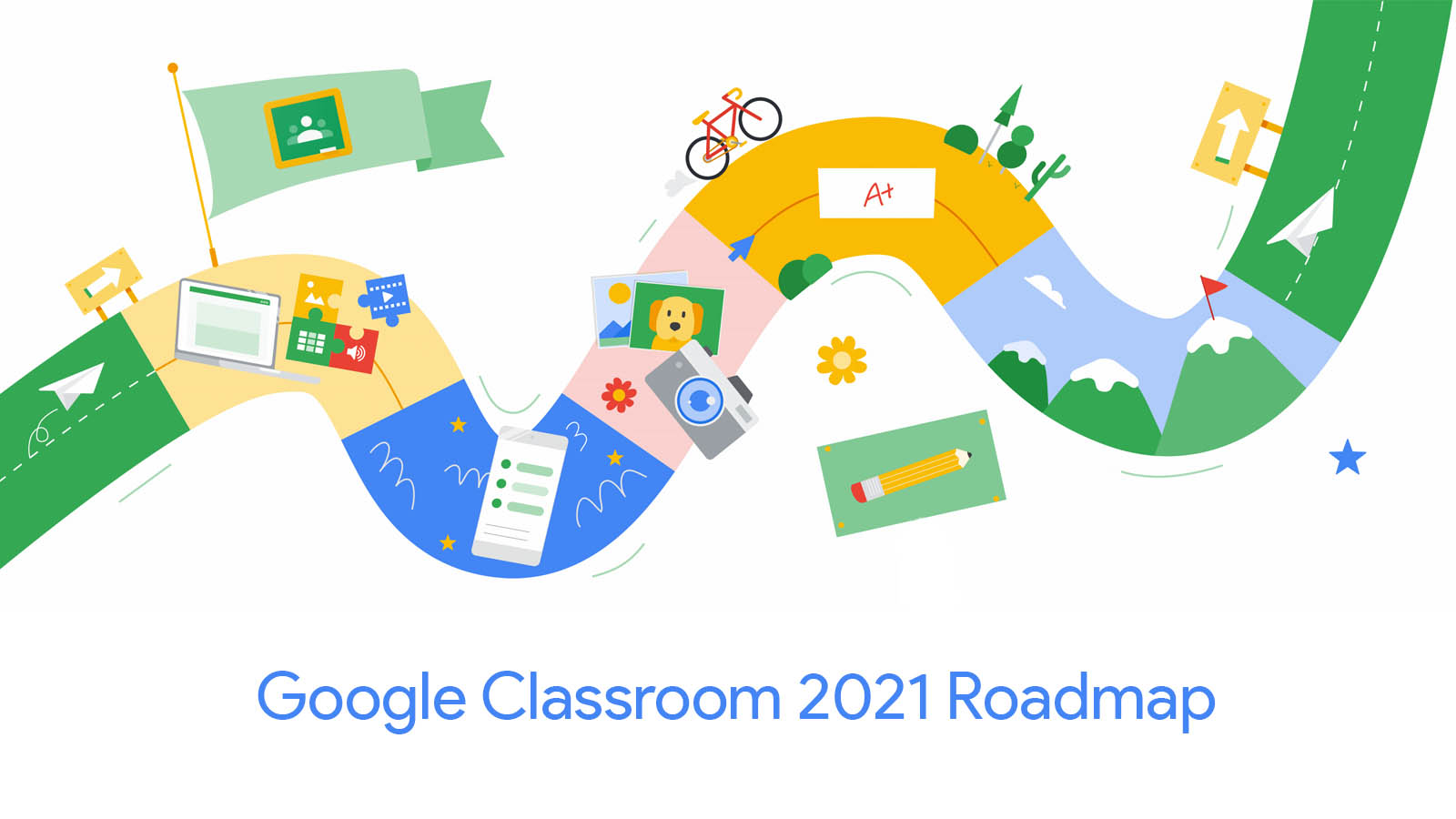 [U] Google Classroom plans to further transform distanced learning with its 2021 feature roadmap