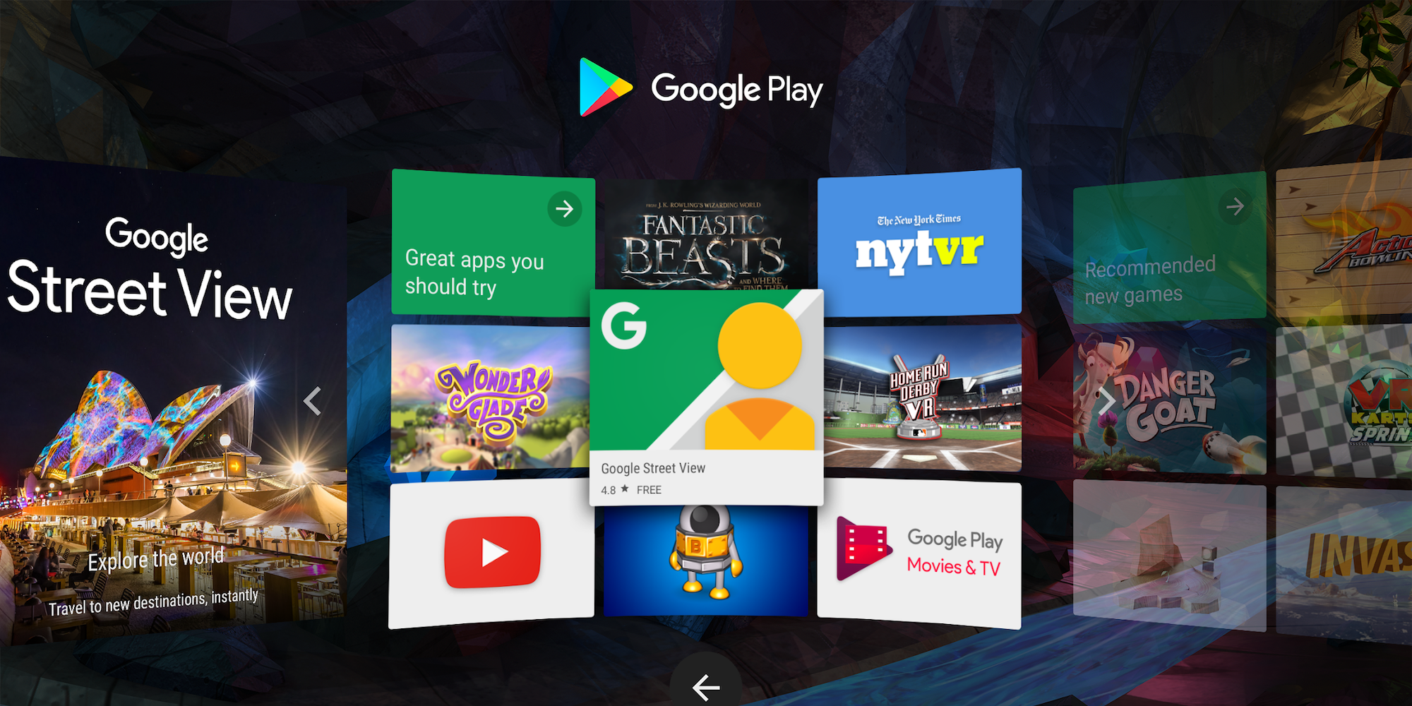 Google shuts down the Play Store for its long-gone Daydream VR headset