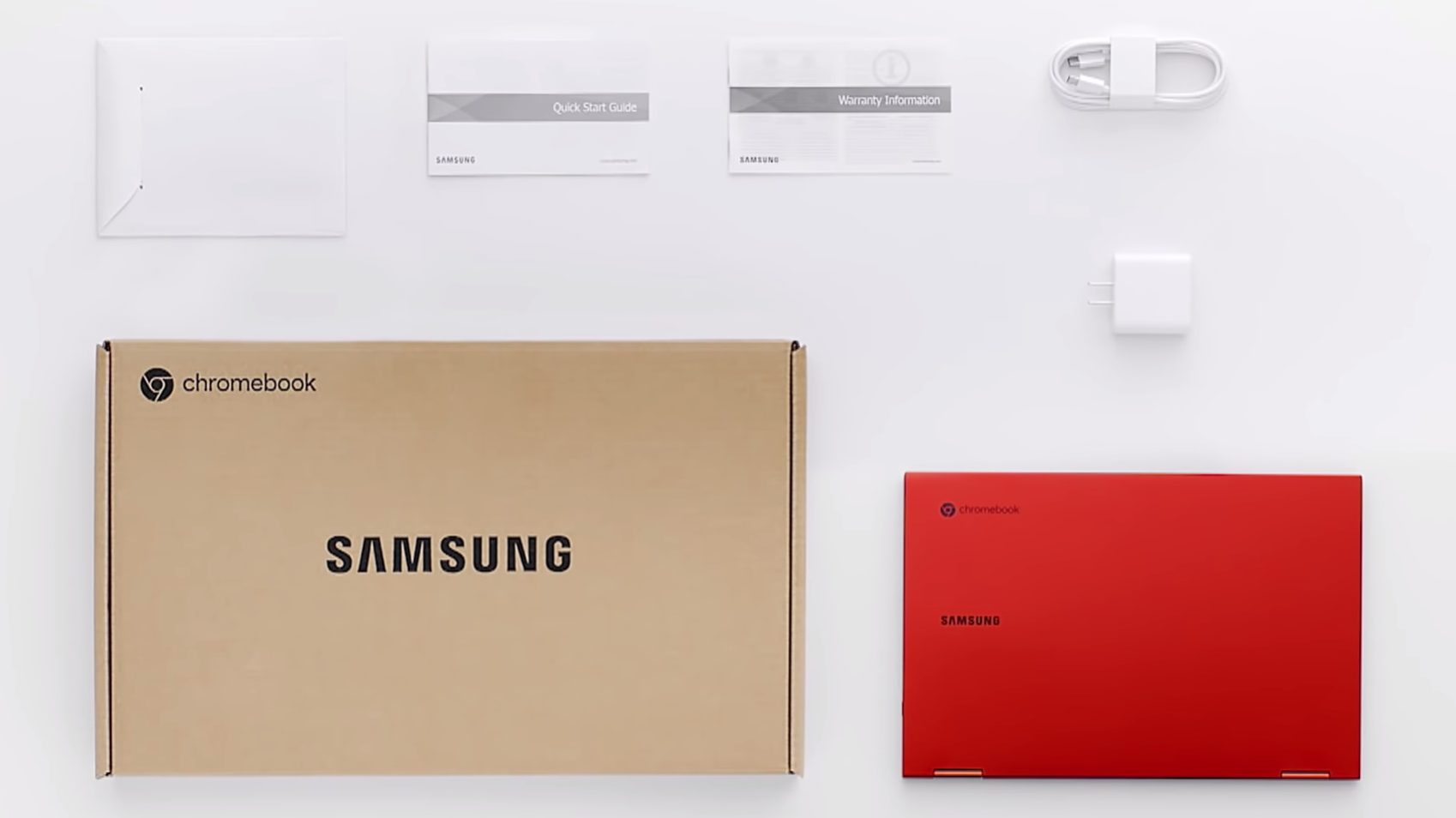 Samsung Galaxy Chromebook 2 gets unboxed…by Samsung [VIDEO]