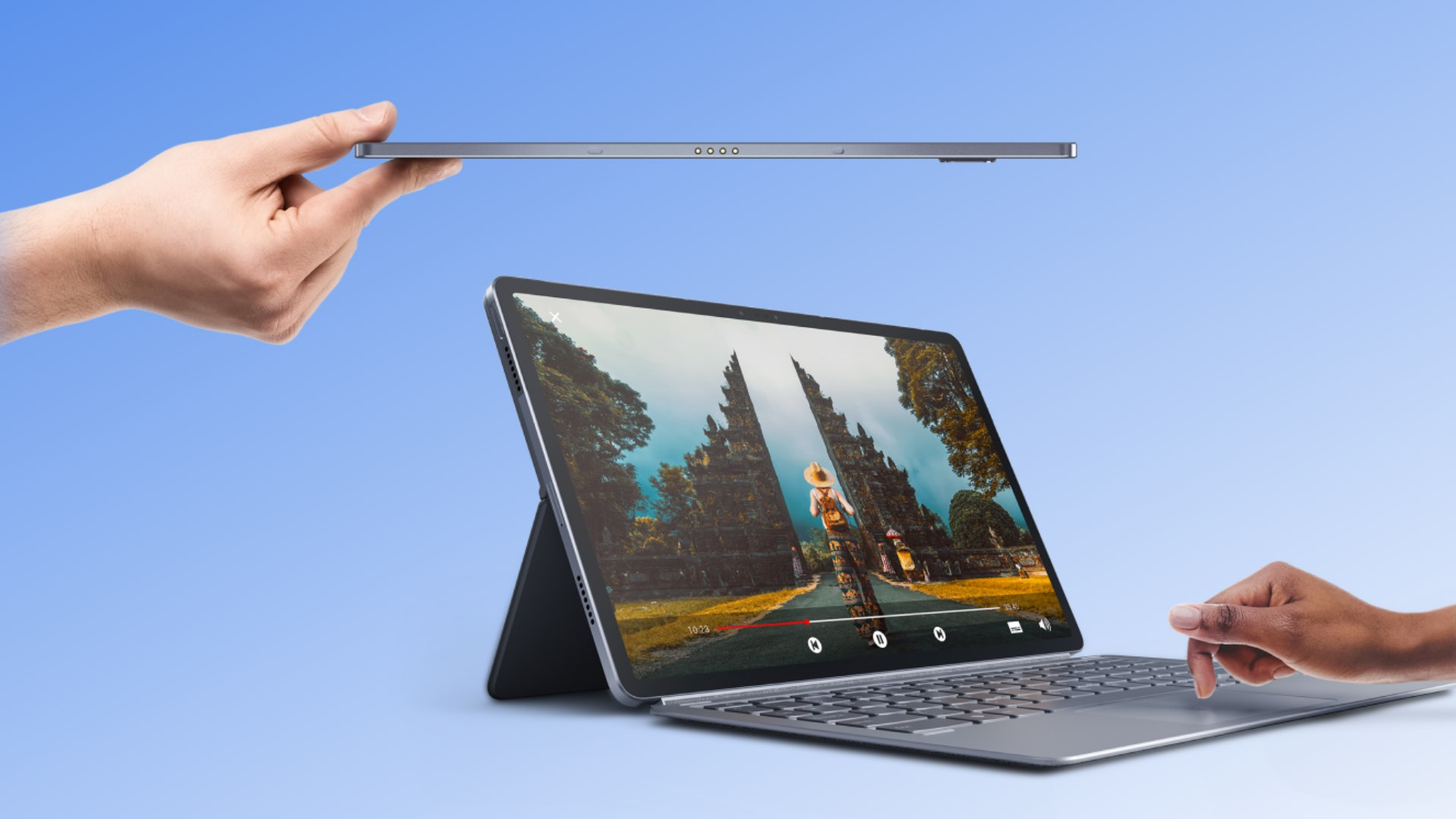 Why Lenovo's attractive P11 Pro tablet could be similar to what 'Coachz' will become