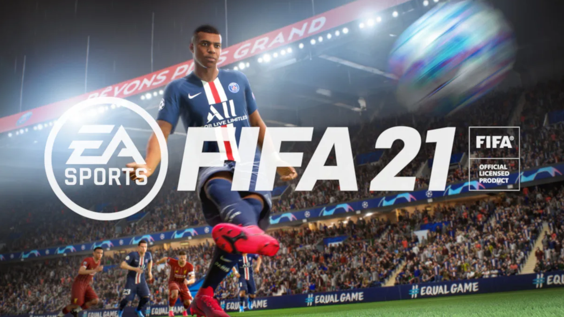 FIFA 21 is finally coming to Google Stadia in March