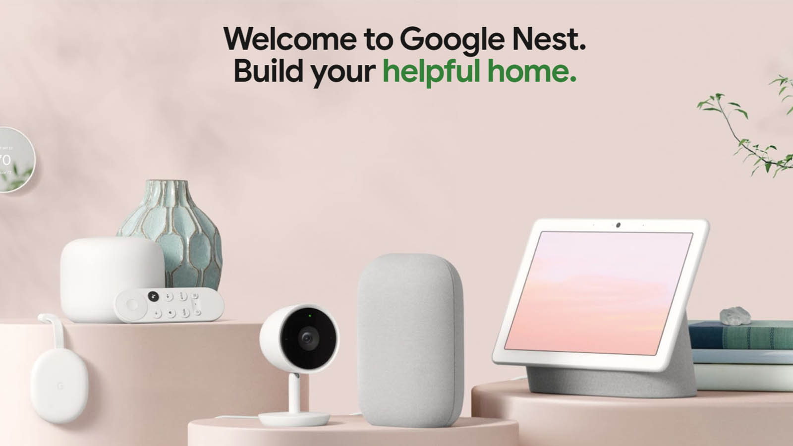 The Nest website now redirects you to the Google Store