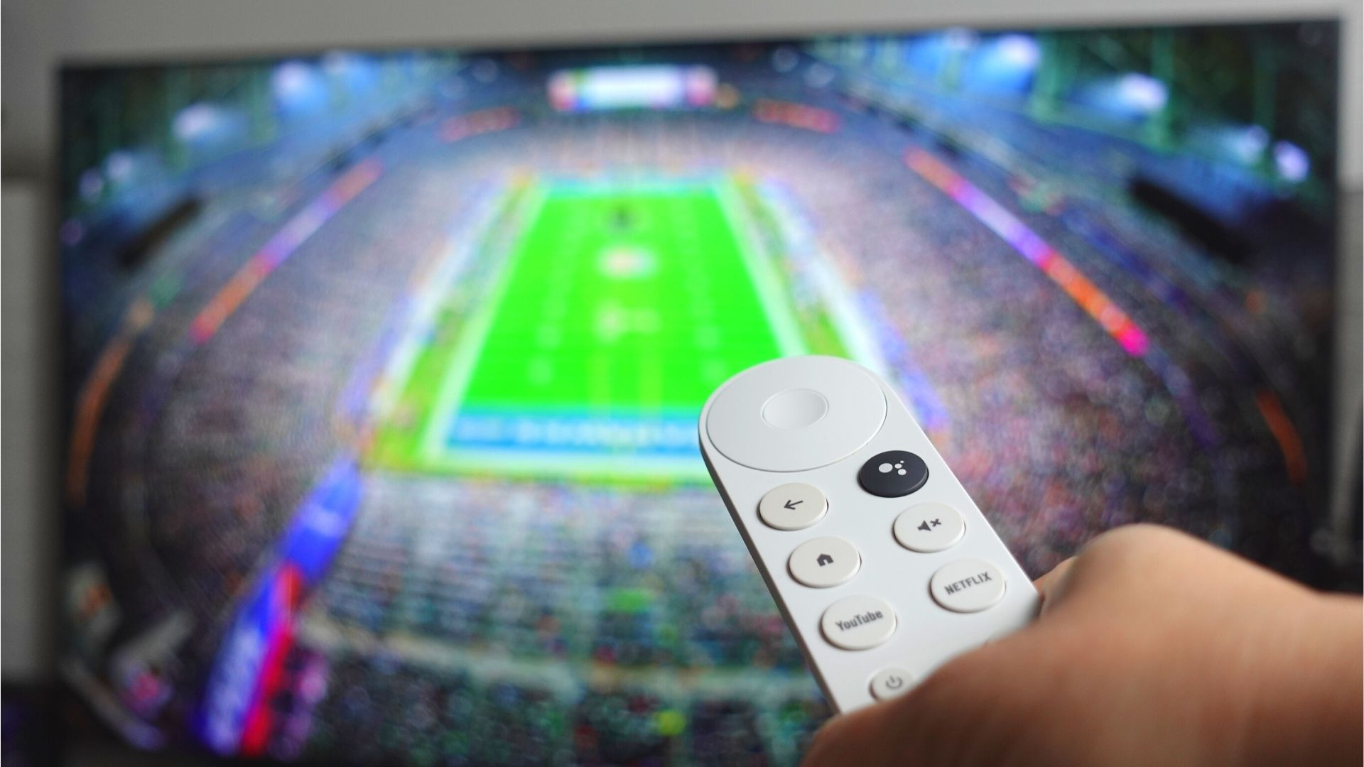 How to watch Super Bowl LV with your Chromecast with Google TV