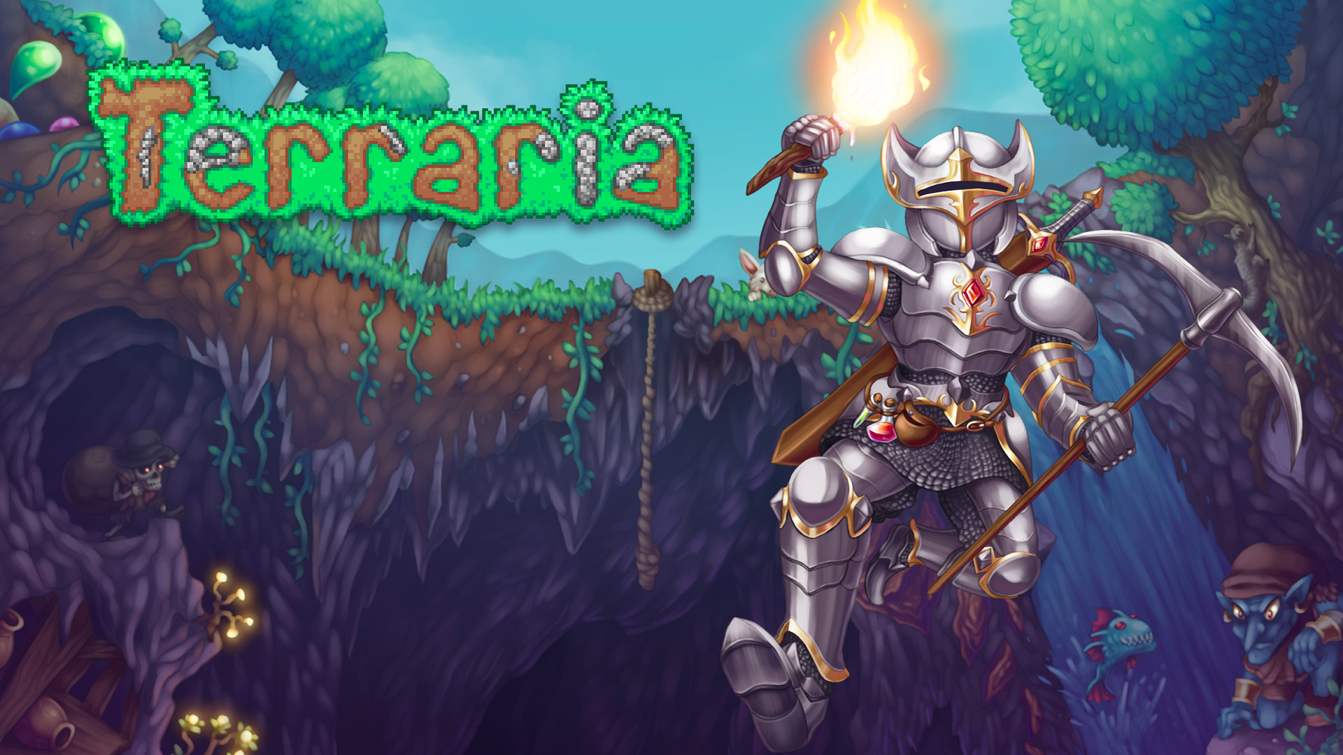 Terraria for Stadia is canceled after the game's developer is locked out of his Google accounts