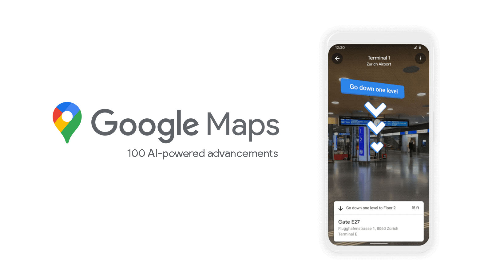Google Maps to define the next generation of navigation with over 100 AI-powered features