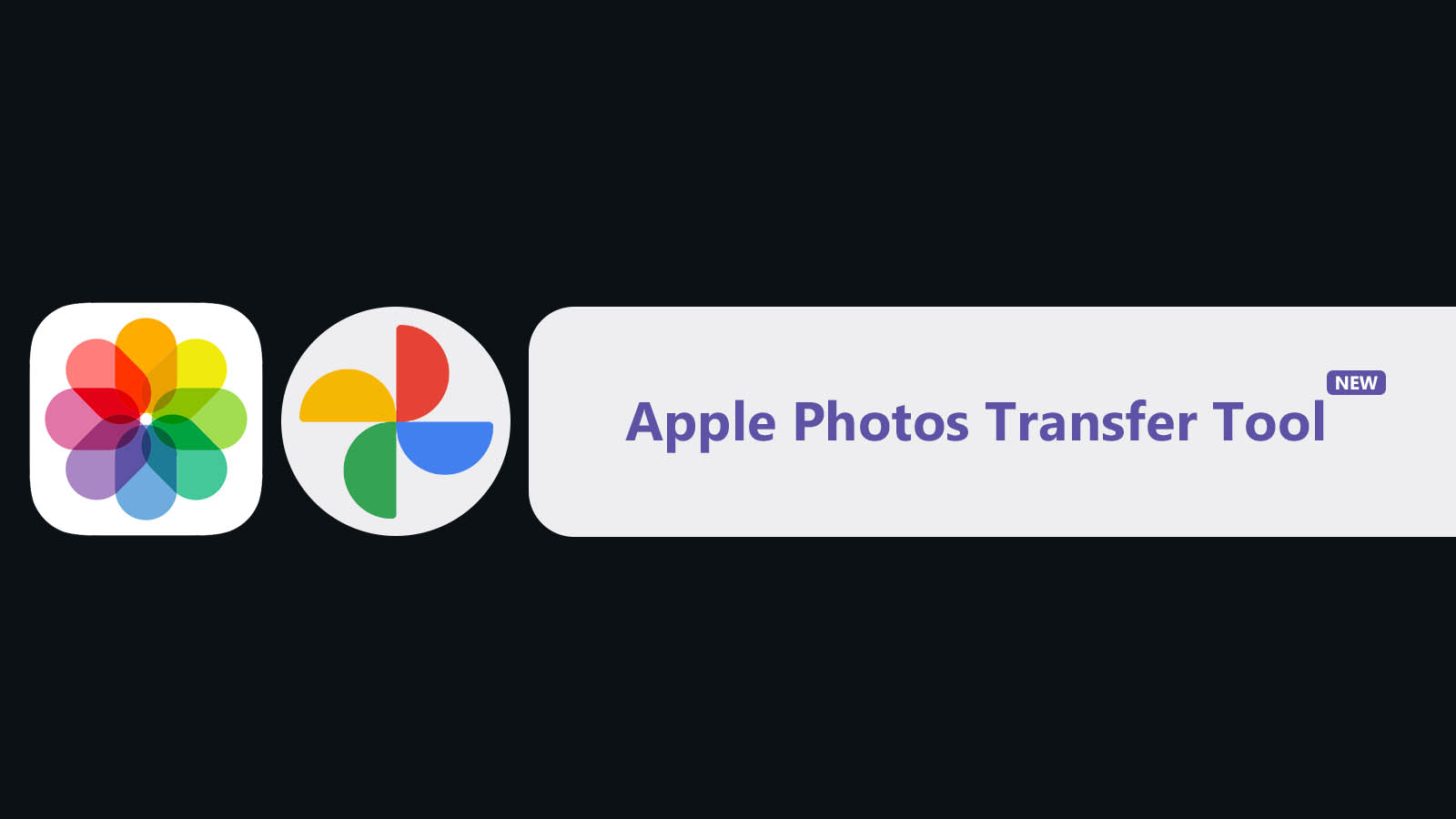 Apple finally lets you transfer all of your iCloud media to Google Photos