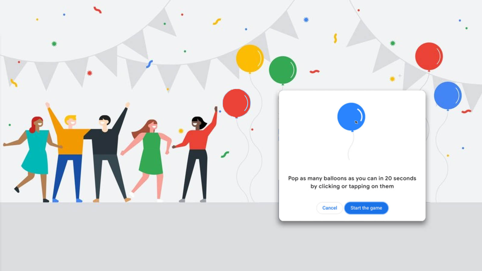 Chromebooks have a secret minigame built-in that celebrates their tenth anniversary