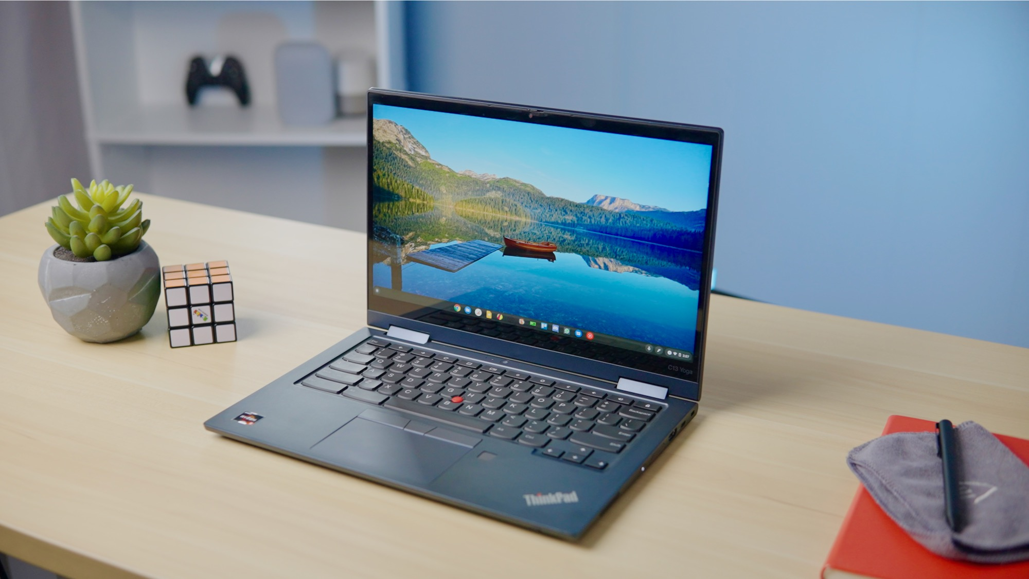 AMD Ryzen Chromebooks suffering massive slow-downs when not plugged in
