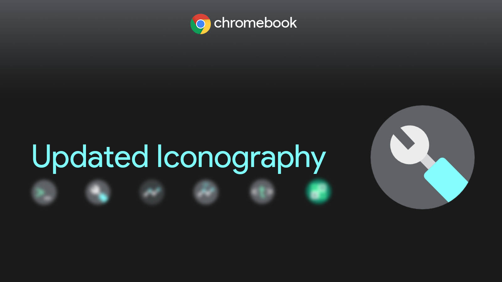 Six more Chromebook apps to receive refreshed iconography