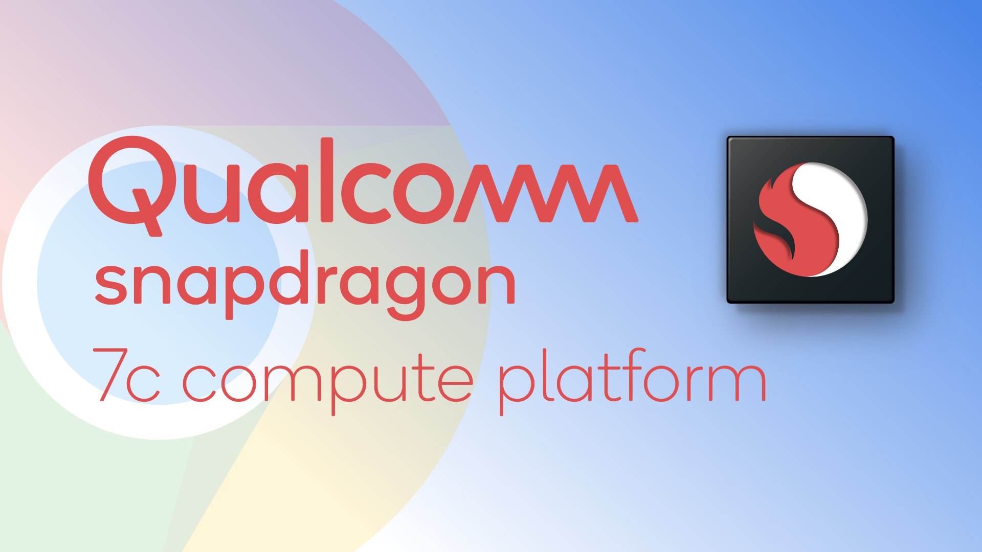 A new 5nm Snapdragon 7c with 5G is coming and already being tested for Chromebooks