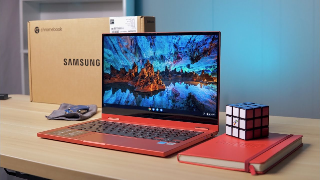 Samsung Galaxy Chromebook 2 unboxing and first impressions [VIDEO]