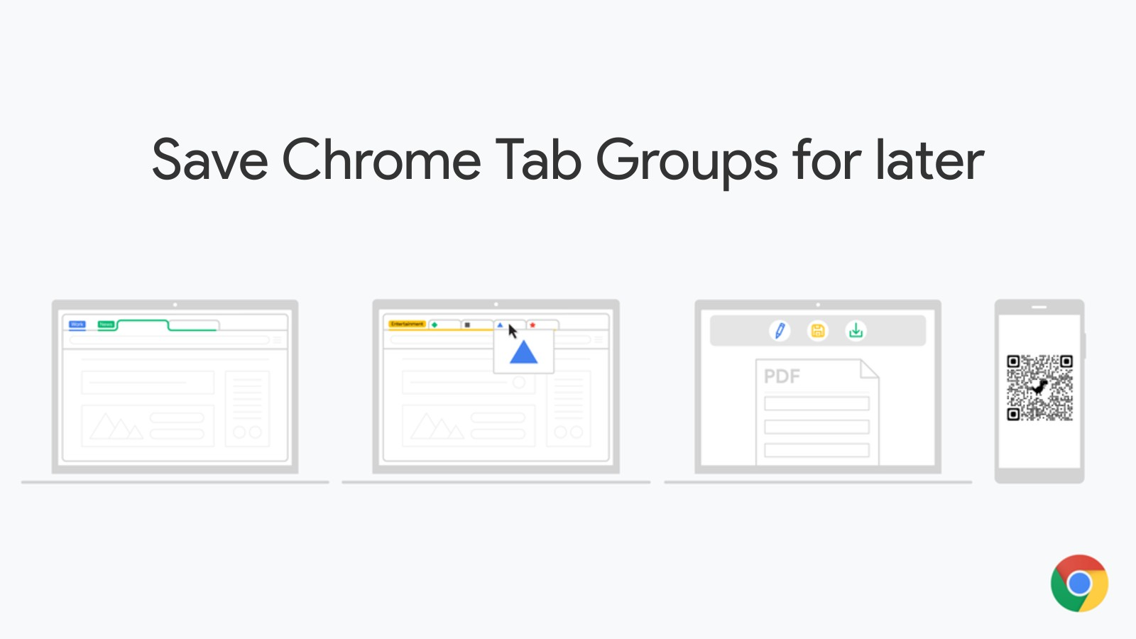 Try out this extension that beat Google to letting you store tab groups for later
