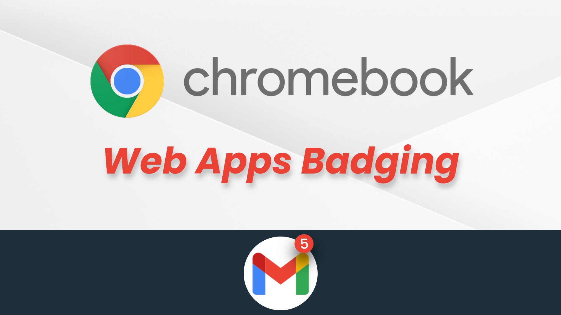Chrome OS 91 will add notification badges for web apps