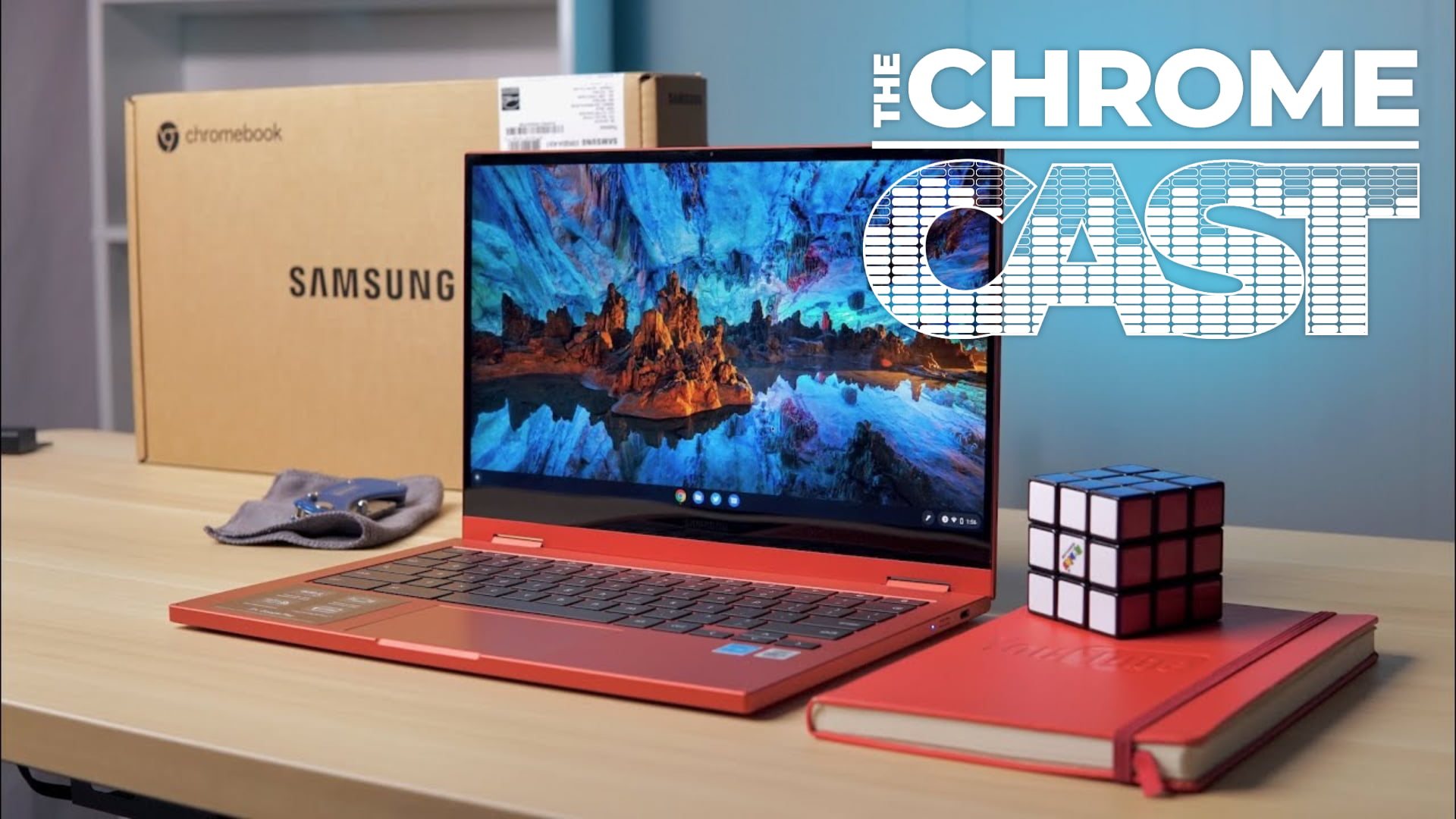 The Chrome Cast 102: Early Samsung Galaxy Chromebook 2 thoughts and 4-week Chrome updates