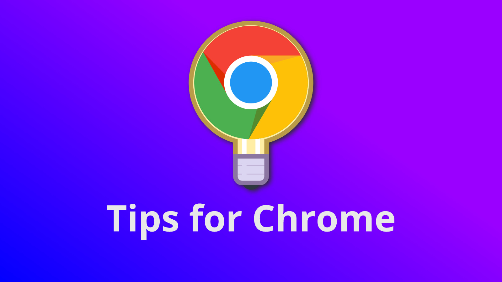 """""""Tips for Chrome"""" feature pops up in the Beta channel"""