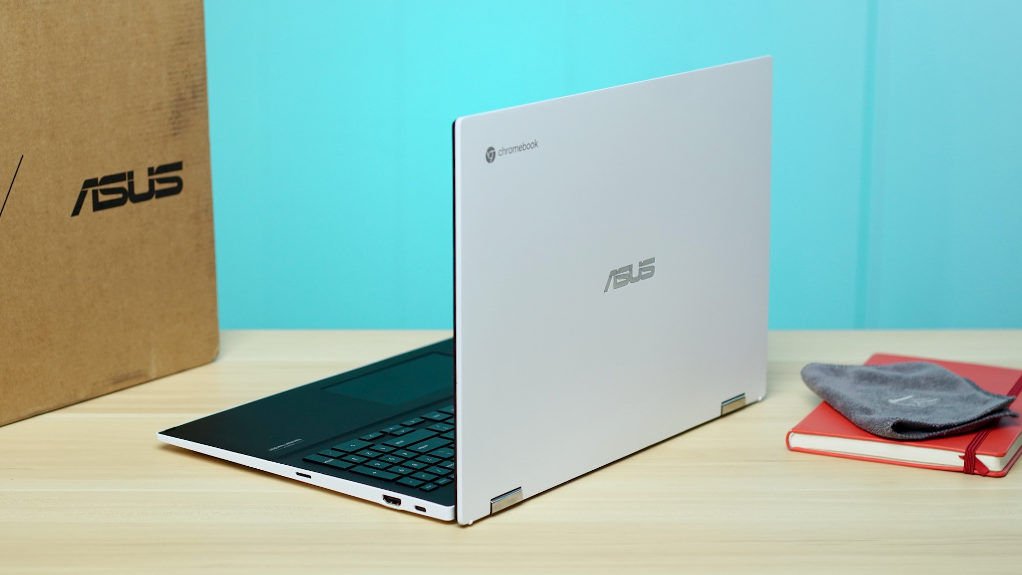 ASUS Chromebook Flip CX5 (Intel Tiger Lake) unboxing and initial impressions [VIDEO]