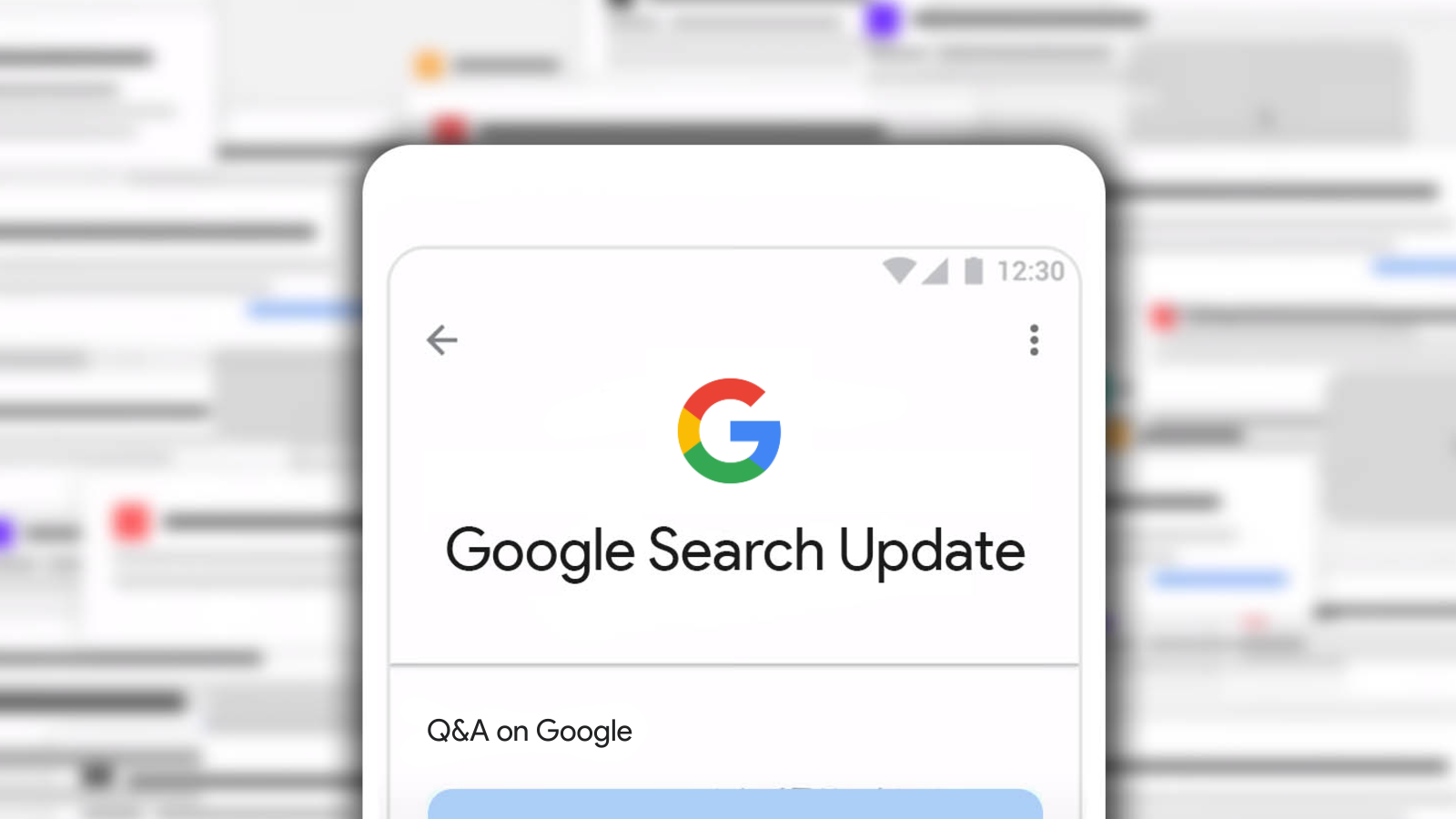 Ask and answer questions feature in Google Search shutting down