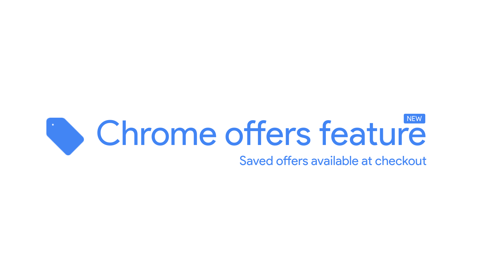 Chrome gains an 'Offers' button so you can save money at checkout without an extension