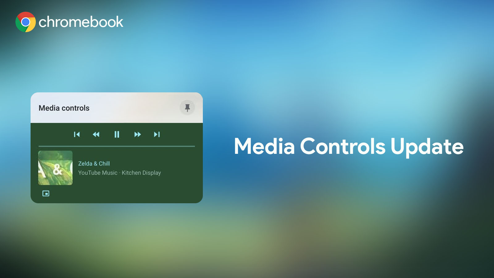 Chrome and Chrome OS global media controls go topsy-turvy in latest update