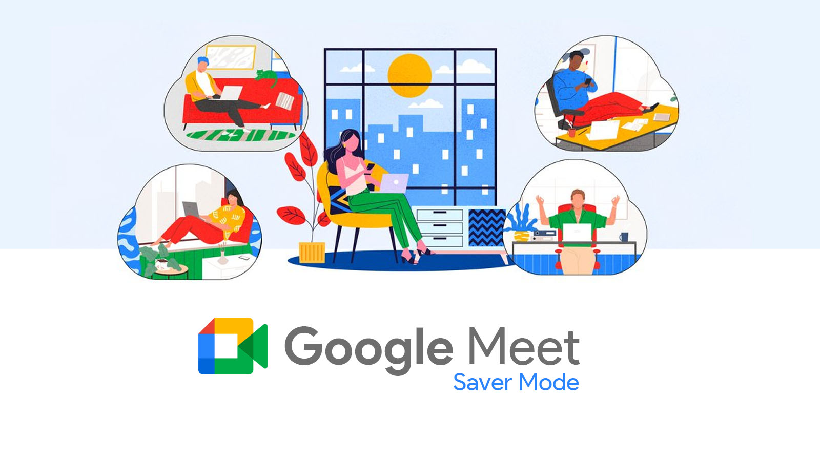 Google Meet saver mode lets you join meetings even when your battery is low