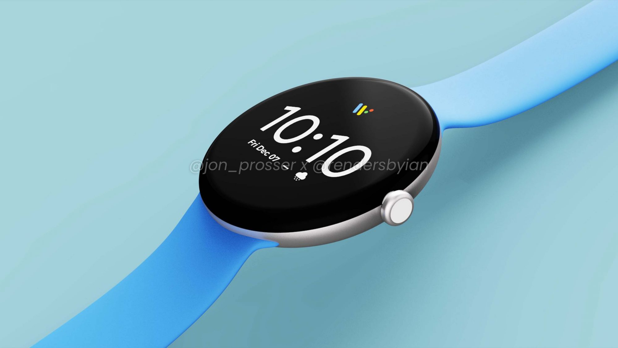 With so many Pixel 6 leaks, the Pixel Watch silence is deafening