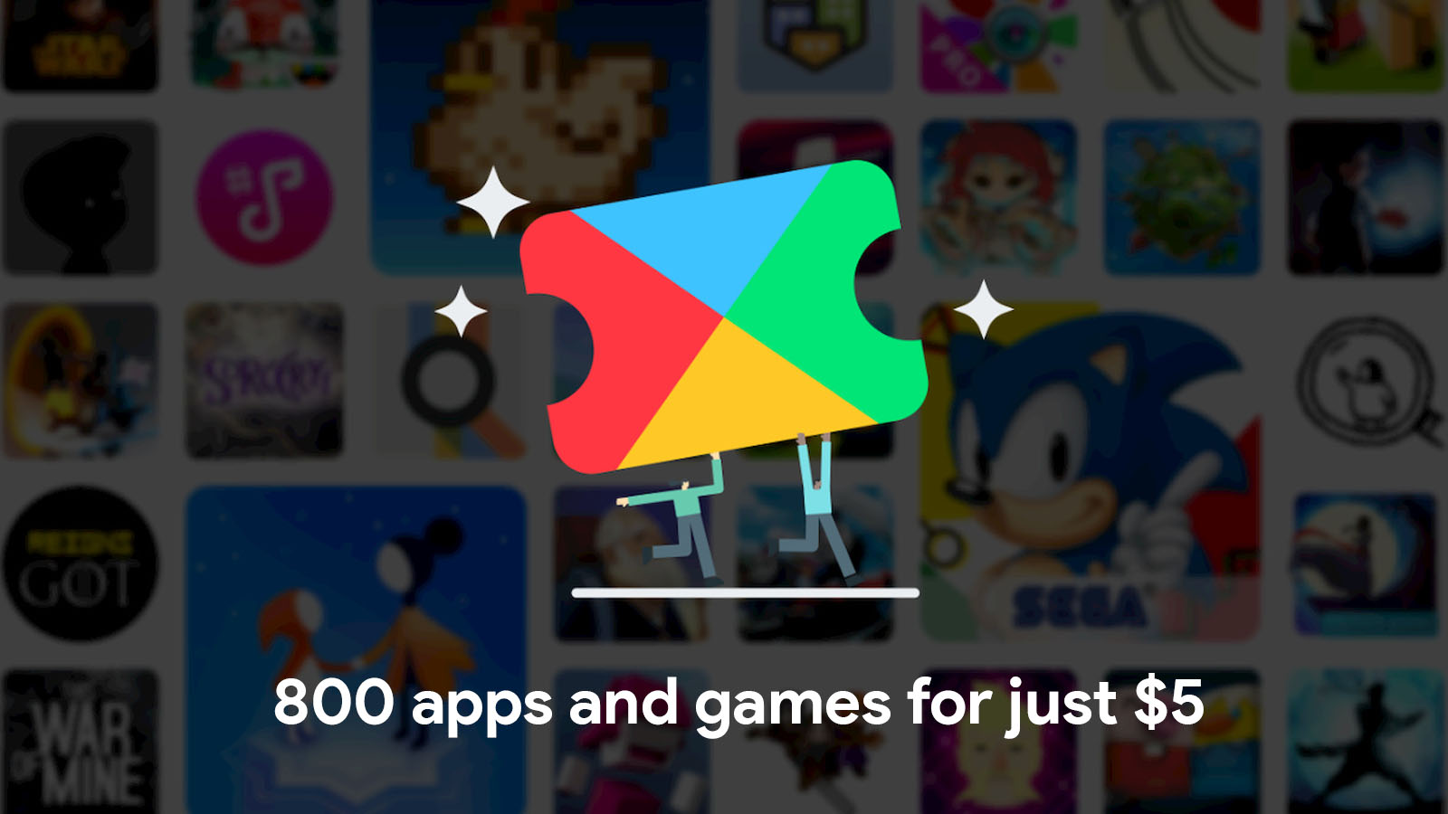 Google Play Pass now boasts over 800 games and apps for just $5 per month