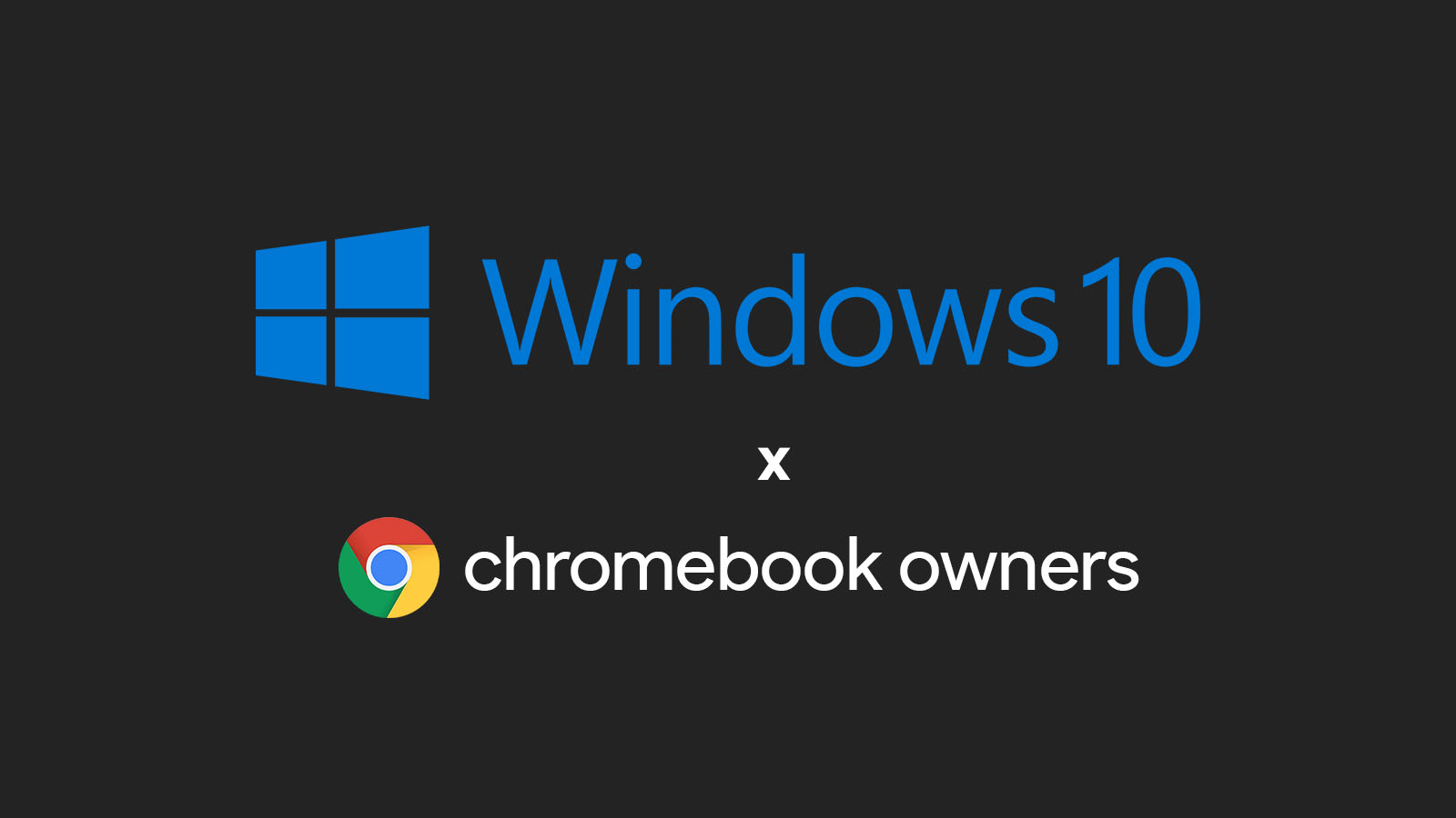 A comprehensive guide for making Windows 10 feel more like your Chromebook