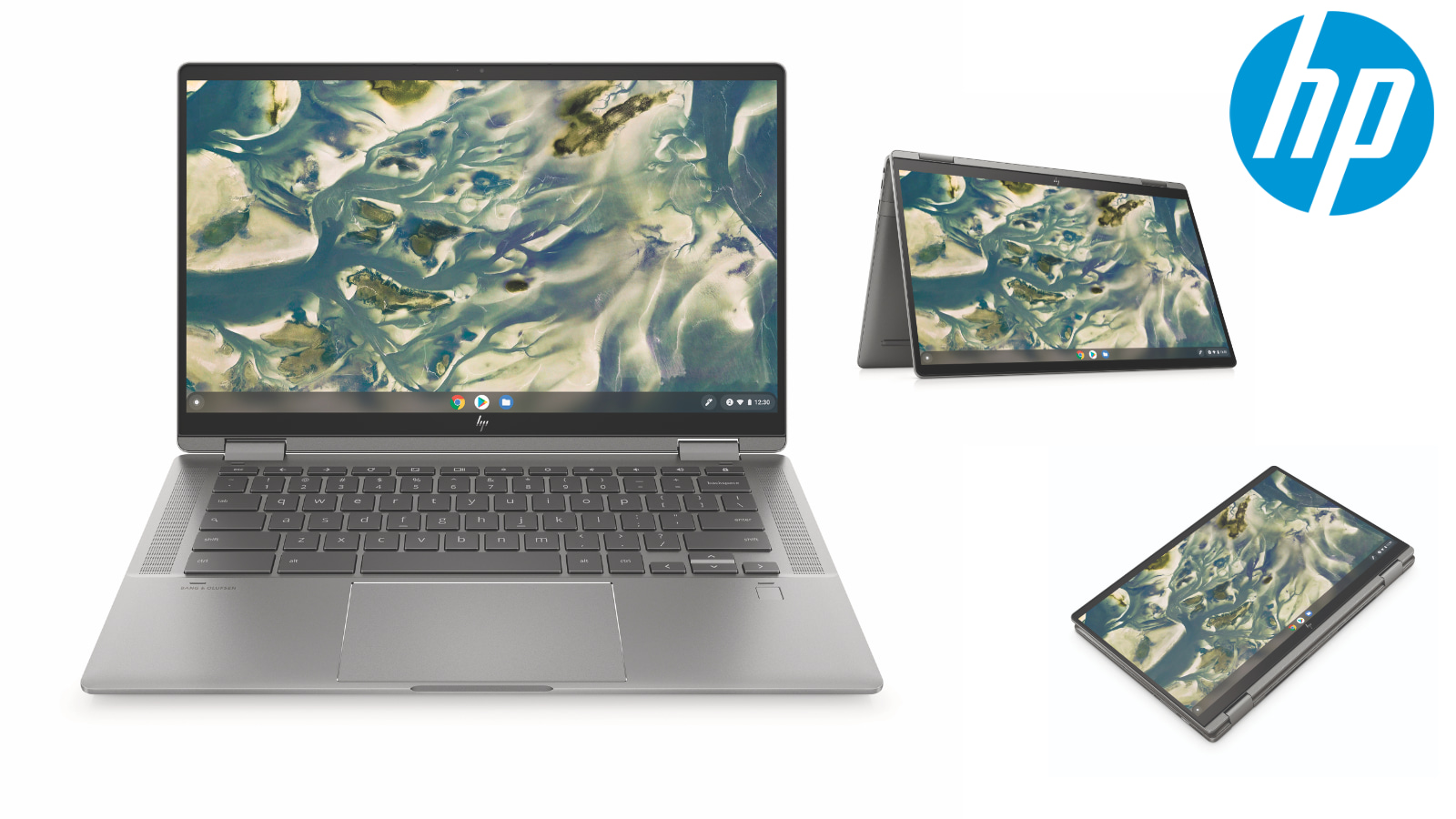 HP refreshes its premium Chromebook x360 with 11th Gen Intel Tiger Lake CPUs