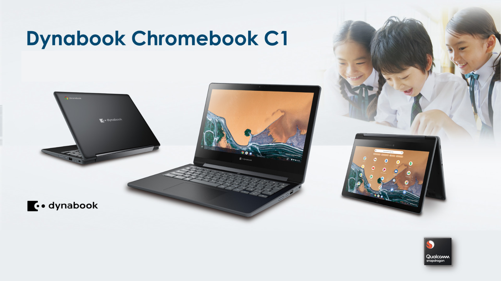 A new Snapdragon Chromebook from…Sharp?