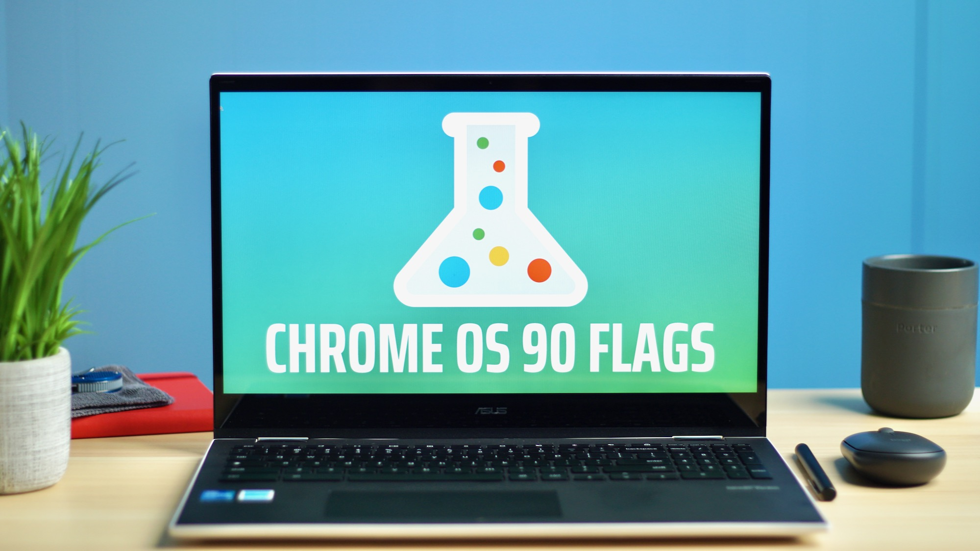 Our favorite 5 feature flags you should enable in Chrome OS 90 right now [VIDEO]