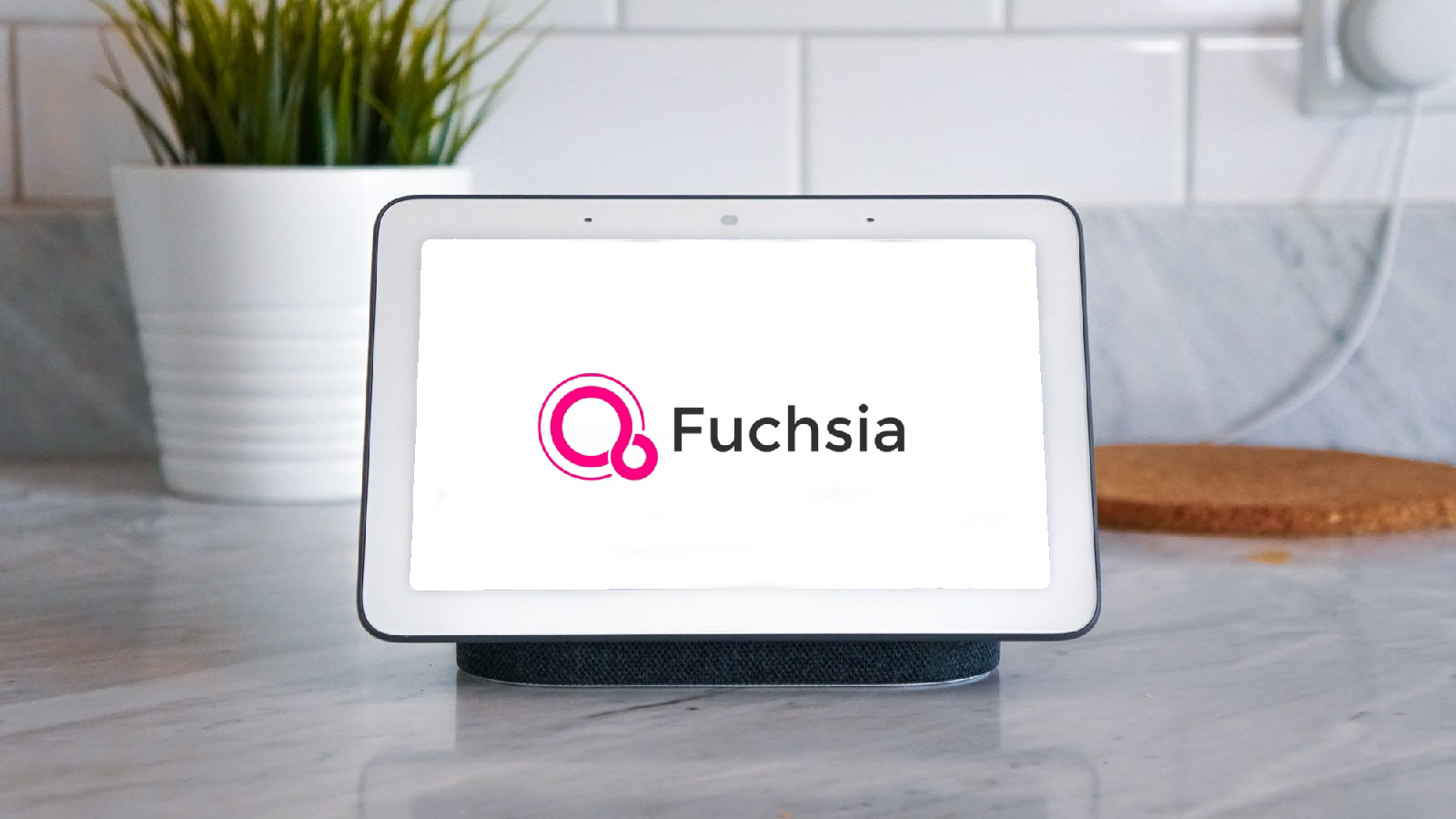 Fuchsia spotted running on Google Home Hub via Bluetooth qualification listing