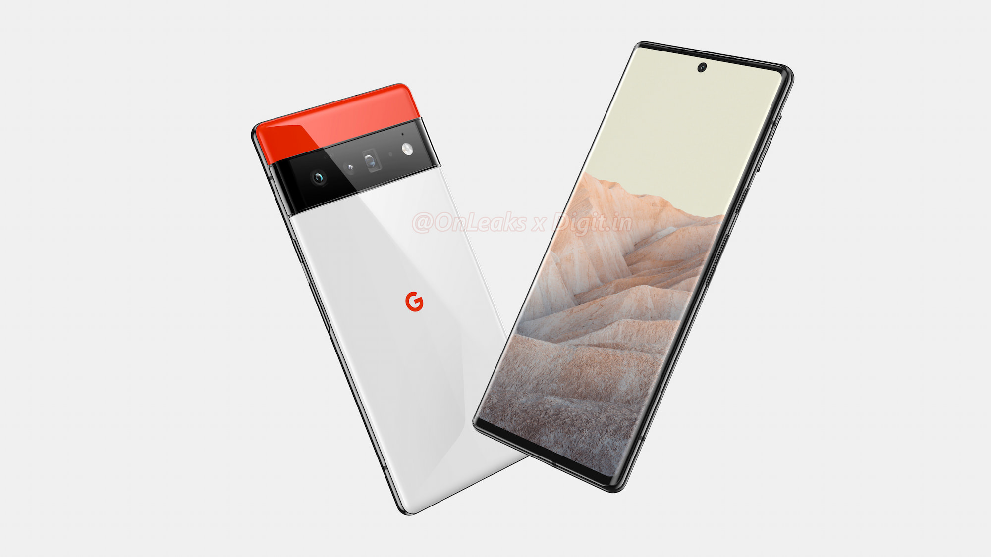 New Pixel 6 Pro renders surface, showing off seriously beautiful hardware