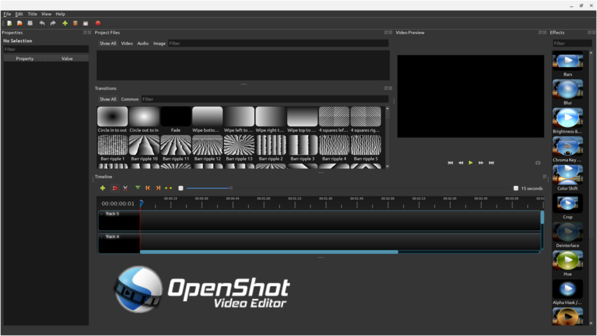 OpenShot brings official Linux video editor to Chromebooks