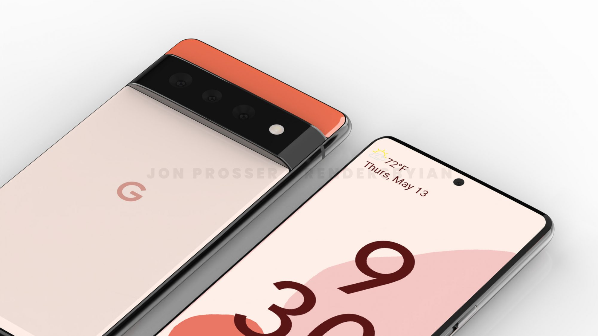 Pixel 6 & 6 Pro leak, reveal wild new design and evidence that Google is really trying