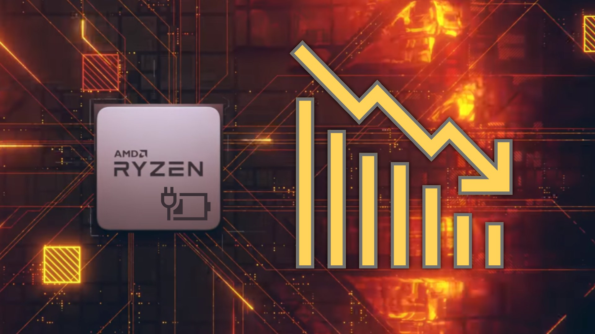 AMD Ryzen Chromebook on-battery performance issues aren't going away anytime soon