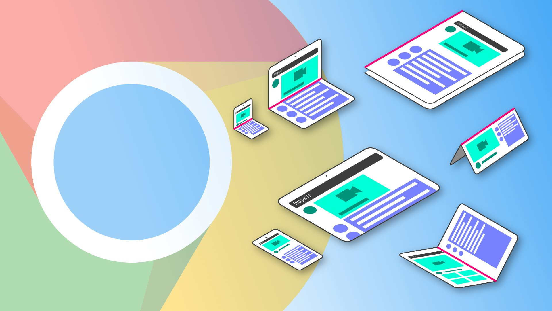 Better web support is coming for folding devices like the Pixel Fold via DevicePosture API