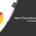 Chromebooks will soon gain the ability to automate dark mode based on a schedule