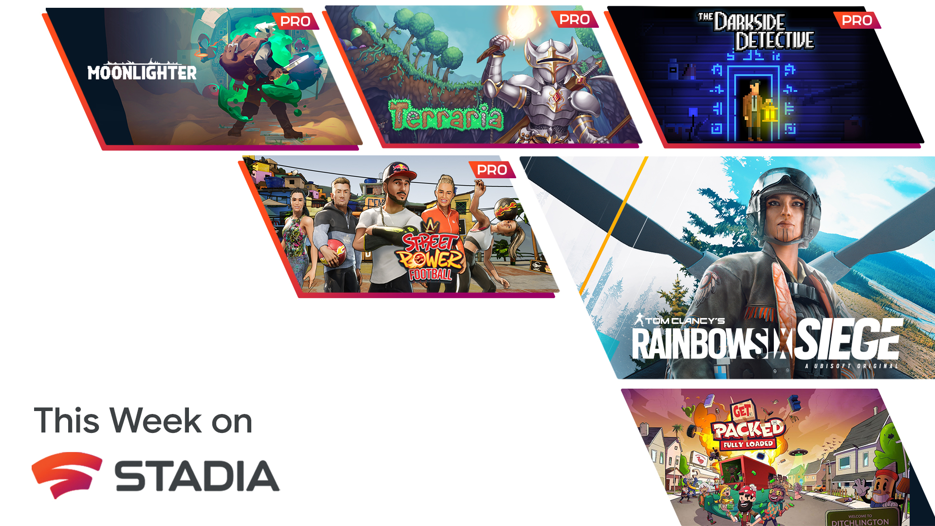 Your Stadia Pro games for July include Moonlighter, Terraria, and more