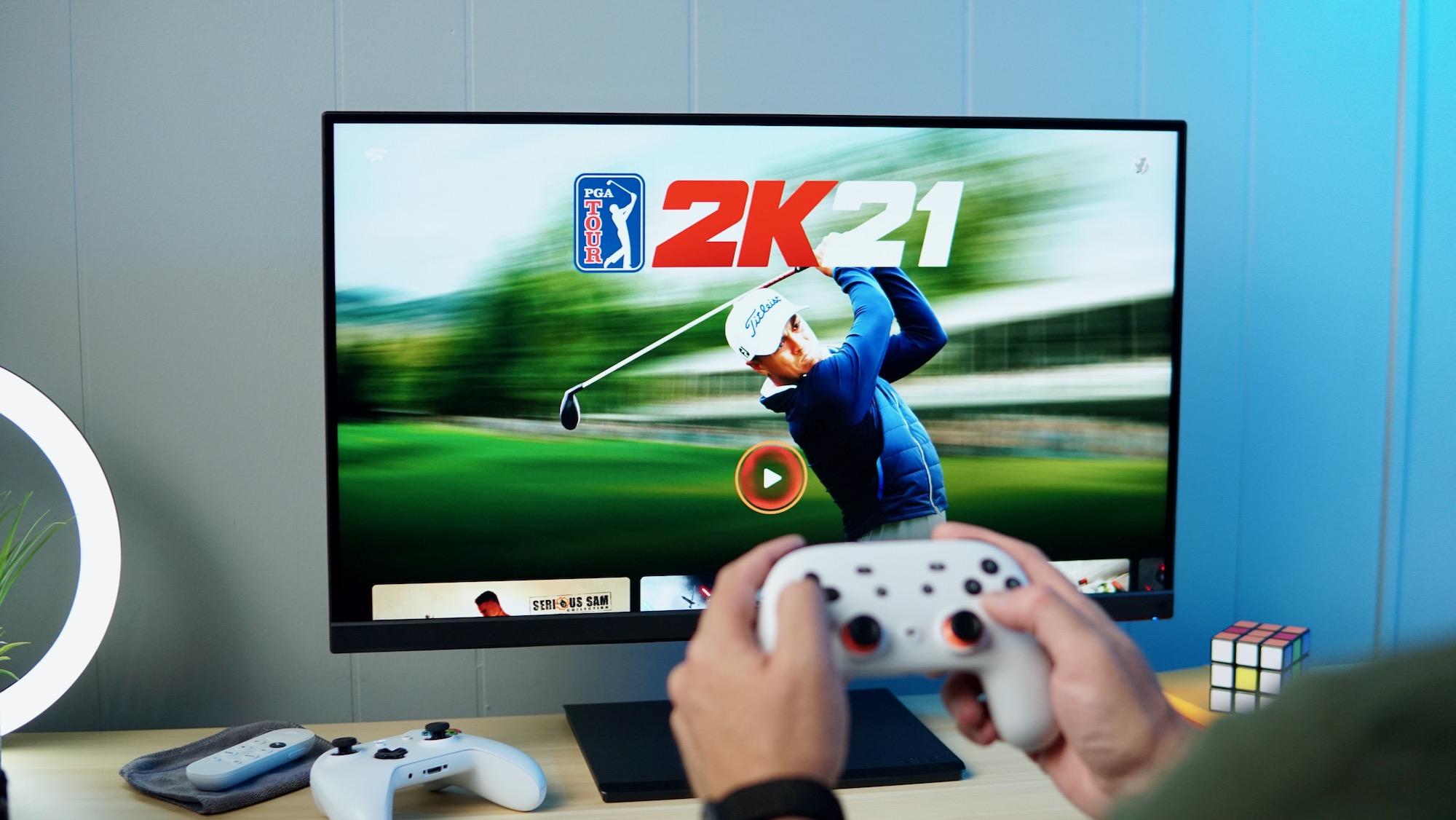 Stadia for Android/Google TV passes another big install milestone in the Play Store